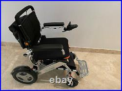 KD Smart Power Wheelchair, Lithium-ion Battery (2), electromagnetic brakes