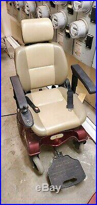 Liberty 312 Power Chair, mobility scooter, electric wheelchair, New Batteries