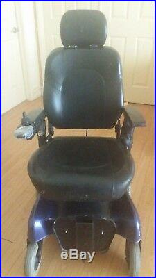 Liberty 321 electric Wheelchair, Used, Good condition, Need new battery