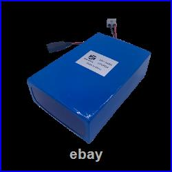Lithium 24V 24AH LiFePO4 Battery Charger Rechargeable Electric Motor Power Pack