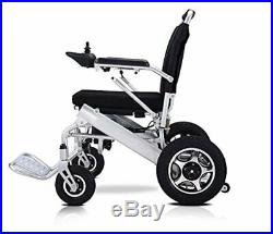 Lithium Battery Remote Control Super Light Car Trunk Friendly Mobility Chair