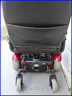 MERITS P327 450 lb ELECTRIC WHEELCHAIR With BRAND NEW GEL BATTERIES