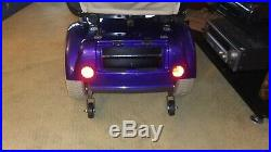 Merits MP3C Electric Wheelchair Power Chair WithOFF BOARD CHARGER NO BATTERIES