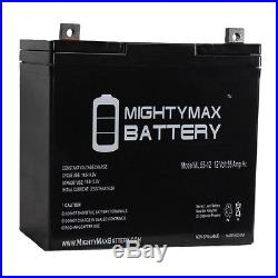 Mighty Max 12V 55Ah Jazzy Select 14 XL Jet 1 HD 2 10 12 Power Chair Battery