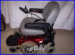 Mobility Scooter Electric Wheelchair Jazzy 1121 Excellent Condition No Battery