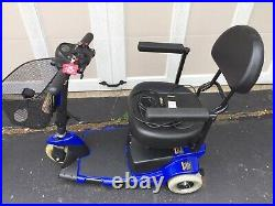 Mobility Scooter Electric Wheelchair New Batteries