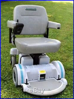 Mobility scooter electric wheelchair Hoveround MPV5 superb running new batteries