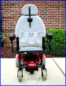 Mobility scooter power chair Jazzy Select 6 new batteries mint condition nice