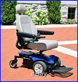 Mobility scooter power chair Jazzy Select Elite ES nice seat new batteries