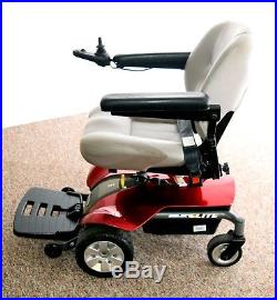 Mobility scooter power chair Jazzy Select Elite new batteries great condition