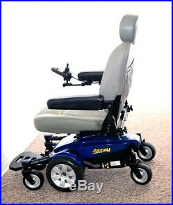 Mobility scooter power chair Jazzy Select six new batteries nice condition