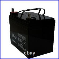 NEW 2pc 12V 35Ah U1 SLA Jazzy Select GT Power Chair Scooter Battery FAST SHIP