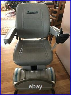 NWT HoverRound MPV 5 Left Handed Electric Wheelchair