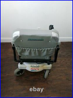 New Batteries Hoveround Power Chair Wheelchair with 21x18 Seat