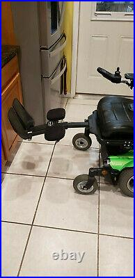 PERMOBIL M300 WHEELCHAIR, POWER TILT, RECLINE, LEGS AND LIFT. New Battery Low Miles