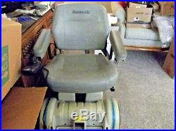 PIK UP INDIANA Hoveround MPV5 Power Wheelchair NEW Dual batteries adapter, Manual
