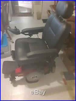 POWERCHAIR Invacare SureStep Pronto M51 Electric Power Wheel Chair with 2battery