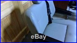PRIDE JAZZY 1170XL Power Chair Used some damage on seat. New batteries