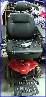PRIDE MOBILITY JAZZY ELITE ES Power Chair Wheelchair Needs Battery NO SHIPPING