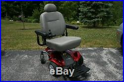PRISTINE Jazzy Select Elite Power Chair with New Batteries by Pride Mobility