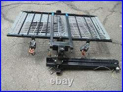 Patriotic US208 Electric Power Wheelchair or Scooter Vehicle Auto Lift Carrier