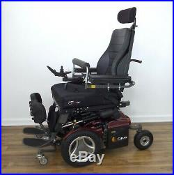 Permobil C400 VS standing wheelchair LOADED! Power seat lift, new batteries