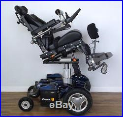 Permobil C400 standing wheelchair 2015 stander, All power seat, new batteries