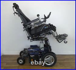 Permobil C500 VS standing wheelchair, power stand-up, new batteries #2297-F5