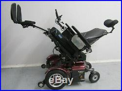 Permobil C500 With Power Tilt, Recline, Legs And Lift. 62miles Only. New Batteries