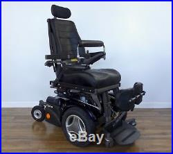 Permobil C500 standing wheelchair 2009 VS R-NET power seat lift, new batteries
