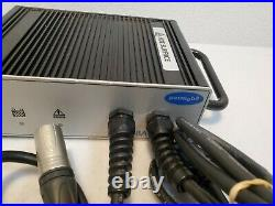 Permobil Classic Power Wheelchair Battery Charger 24V 8A 3 pin XLR