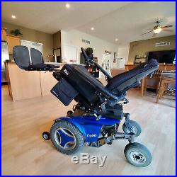 Permobil Electric Wheelchair Excellent Condition New Batteries