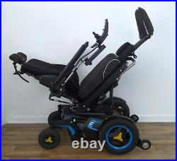 Permobil F3 wheelchair Loaded, power 12 seat lift, New Batteries, SHIPS FREE