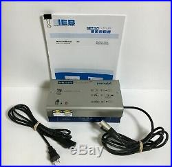 Permobil FilonFutur Power Wheelchair Battery Charger 24V 8 Amp Model 24V8A