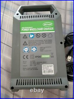 Permobil High Efficiency Power Wheelchair Battery Charger 24V 8A (1825130)