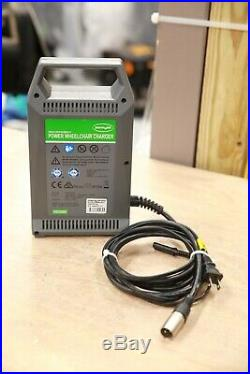 Permobil High Efficiency Power Wheelchair Battery Charger 24V 8A 1825130 PF2408