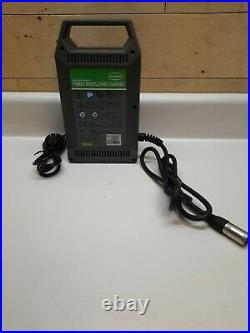 Permobil High Efficiency Power Wheelchair Battery Charger 24V8A 1825130
