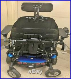 Permobil M300 HD Power Wheelchair 0 Miles (New, Listed as used)Has New Batteries