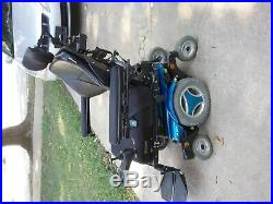 Permobil M300 Power Wheelchair 2013 LOADED but no seat elevate great battery