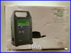 Permobil Power Wheelchair Battery Charger 24V8A