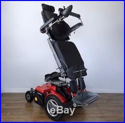 Permobil VS power standing wheelchair new batteries, immaculately refurbished