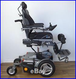 Permobil standing wheelchair Power lift, lights pack, new batteries, and more