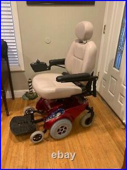 Power Jazzy Electric Wheelchair With Batteries Pride Mobility Ready To Roll