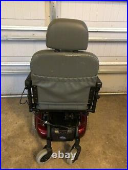 Power Mobility Wheelchair Pronto M-51 Invacare NEW BATTERIES INSTALLED & Charger