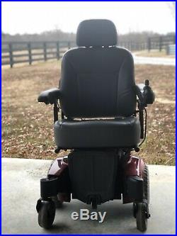 Power Wheelchair Pronto M-51 Invacare Mobility Scooter New Batteries Free Shp