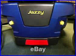 Power battery wheelchair Jazzy Pride1450HD many additional upgrades