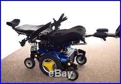 Power chair Permobil M-300 mint conditionminor use new 75 amp hour batteries