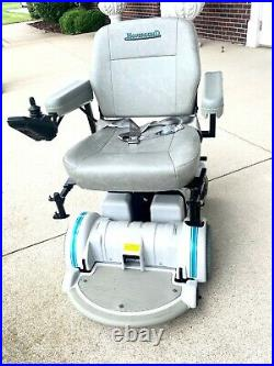 Power wheelchair Hoveround MPV5 not a scratch mint condition new batteries