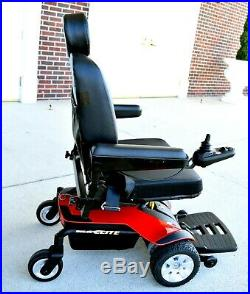 Power wheelchair Jazzy Select Elite chair new batteries 300 lbs. Rated 300 lbs