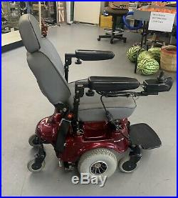 Power wheelchair Pronto M6 by Invacare nice chair runs great new batteries